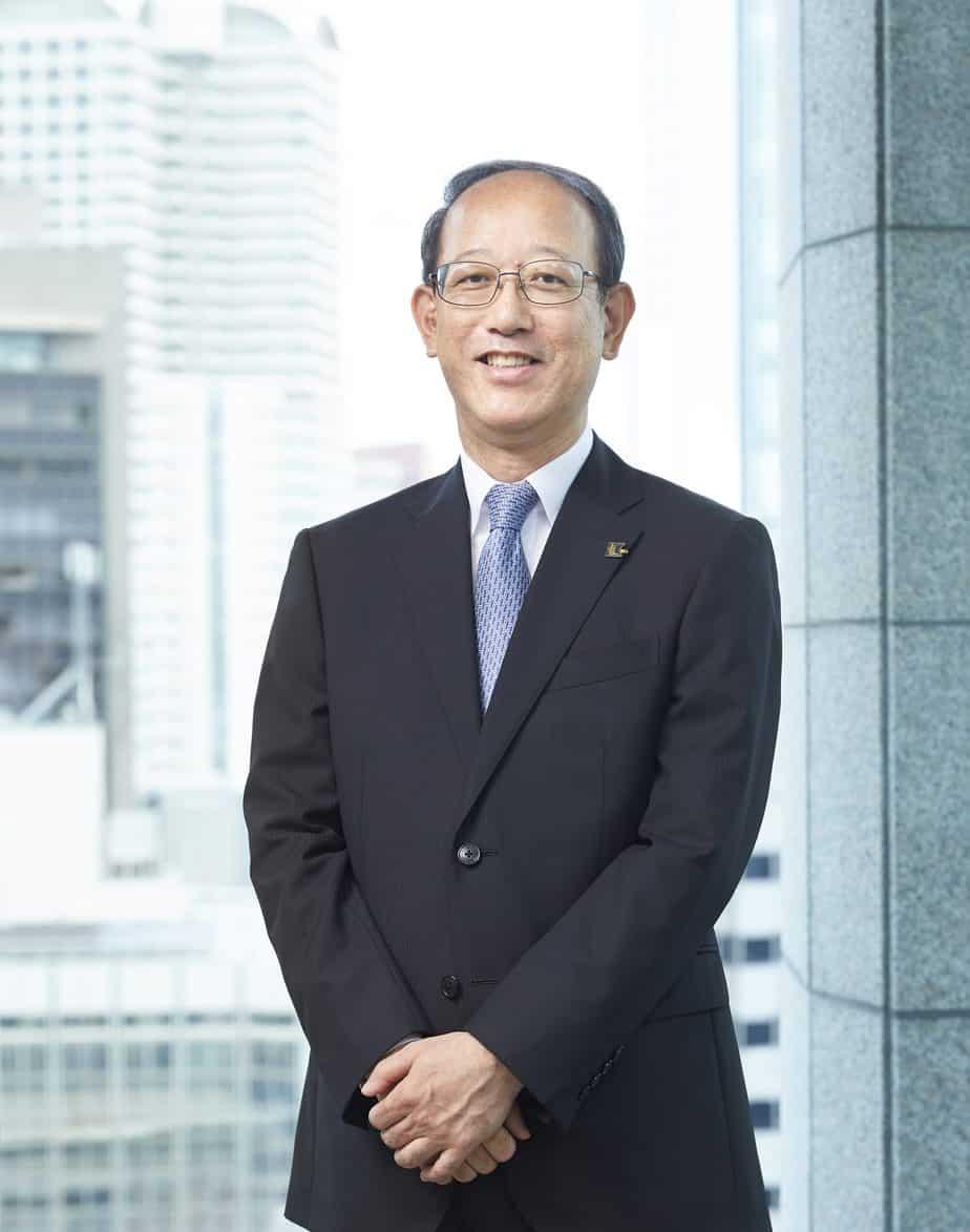 (一社)大阪ビルディング協会 会長 勝田 達規